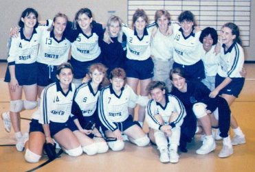 1988 Volleyball Team
